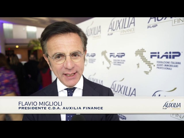 Auxilia Finance - Convention 2020 | Flavio Miglioli