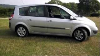 2005 Renault Grand Scenic 1 5 DCi 7 Seat 60,000 miles
