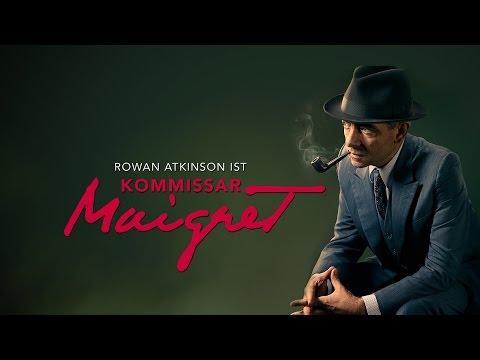 Kommissar Maigret - Trailer [HD] Deutsch / German (FSK 12)