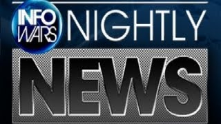 INFOWARS NIGHTLY NEWS | DHS Preparing For Massive Civil Unrest (9/18/2012)