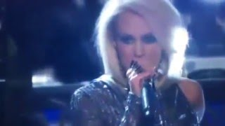 Carrie Underwood ACMs Church Bells Live Full Version