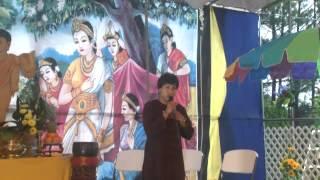 CHUA MINH DAO - NORCROSS, GA MUNG LE PHAT DAN 2013 DVD 2