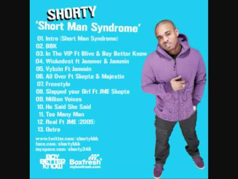 Shorty - All Over (Featuring Skepta & Majestic)