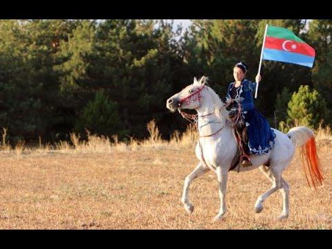 Dadaş amazonlar, Azerbaycan için atlarını dörtnala sürüp, ok attı