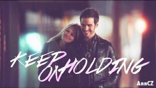 hook + emma || keep holding on