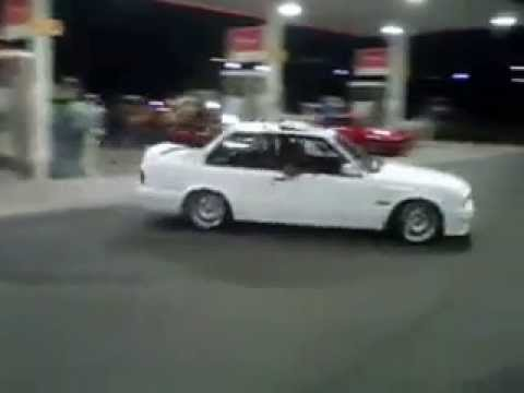 South Africa Mzansi S Best Bmw 325is Gusheshe Spinning At