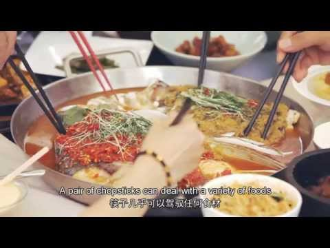 A taste of China - Things you might not know about chopsticks