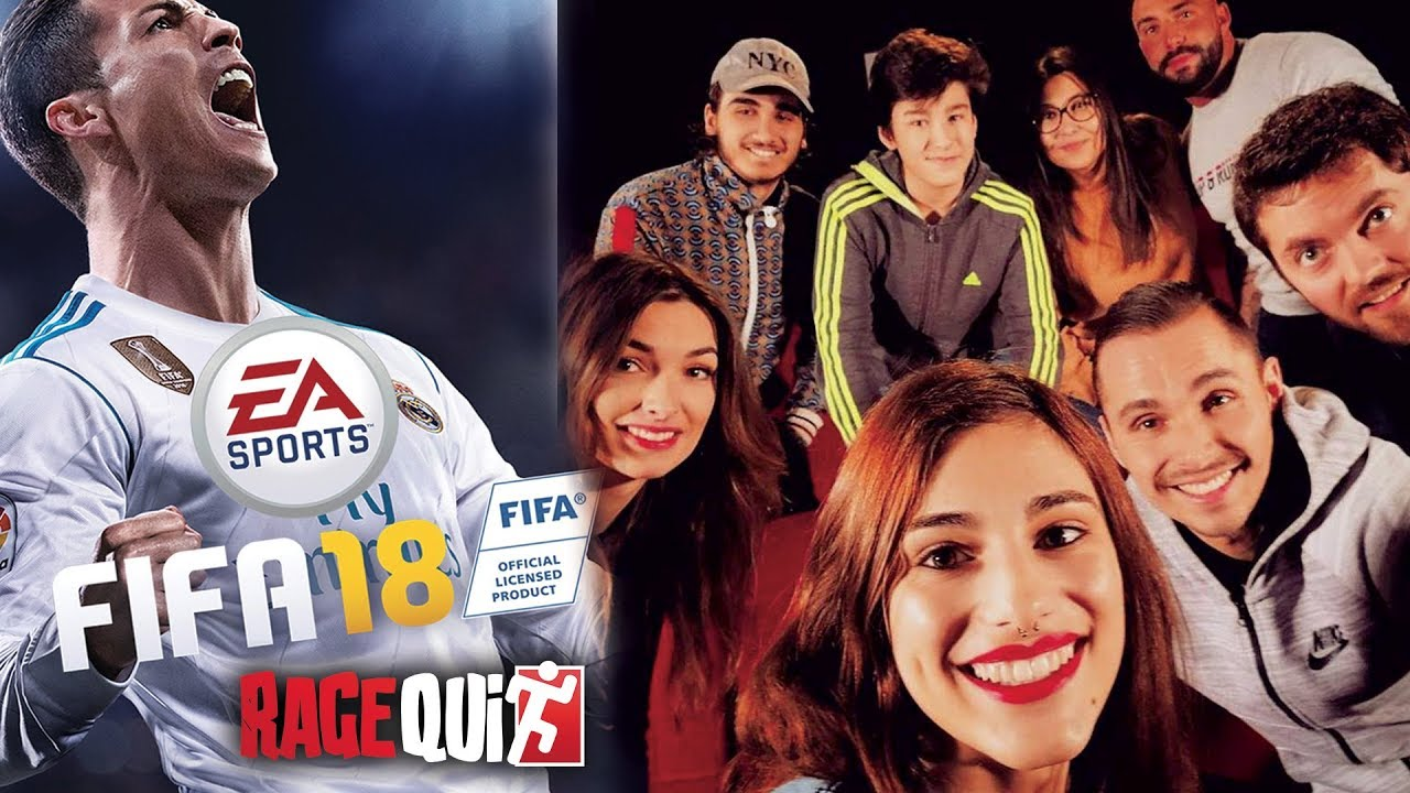 FIFA 18 DANS UN CINÉMA !