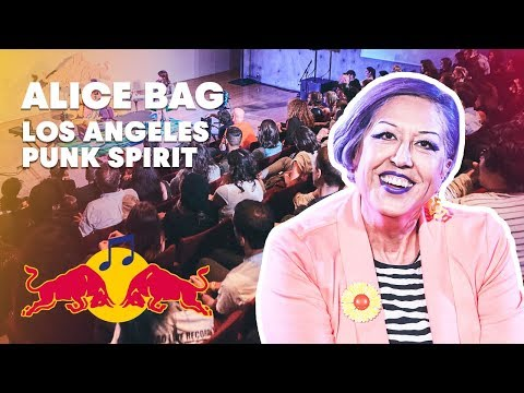 Alice Bag Lecture (Los Angeles 2017) | Red Bull Music Academy