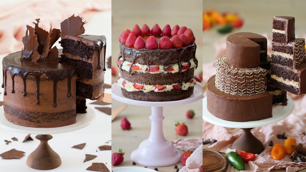 AMAZING Chocolate Cake Compilation - YouTube