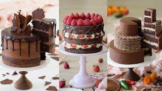 AMAZING Chocolate Cake Compilation