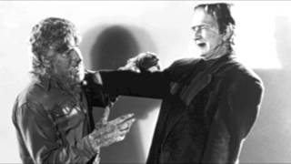 Frankenstein Meets the Wolf Man(1943) Audio Commentary Lon Chaney Jr, Bela Lugosi, Patric Knowles