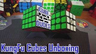 New KungFu Cubes (zcube.hk Unboxing)