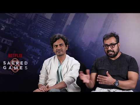 SACRED GAMES: Anurag Kashyap और Nawazuddin Siddiqui से खास बातचीत