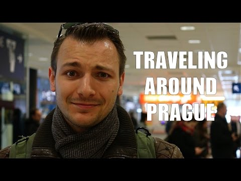 How to travel around Prague
