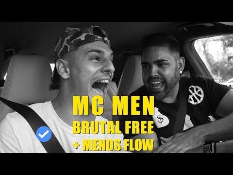 MC MEN hace un INCREIBLE FREE + MENOS FLOW QUE... en el #BatMowli