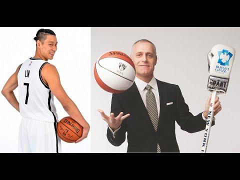 Nets CEO Brett Yormark Talking About Jeremy Lin's Role & Nets Brand In China