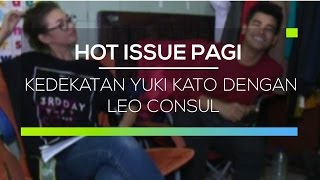 Info selebriti pada Hot Issue Pagi kali ini. Banyak pria yang dekat...