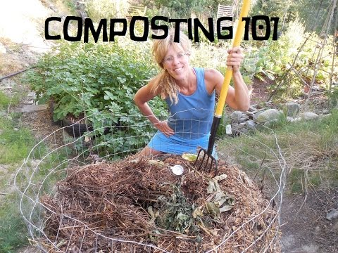 Living Off The Grid: Beginners Guide To Composting