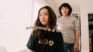 KOREAN MOM GOES IN + GRWM ADVICE SESH