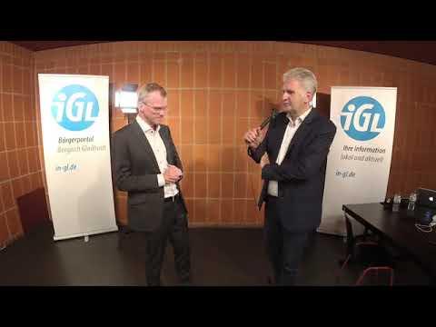 Kommunalwahl 2020: Frank Stein, der künftige Bürgermeister