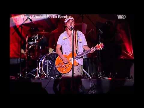 Mi Vida (Tempo Latino 2007) (HD) - Manu Chao & Radio Bemba Sound System