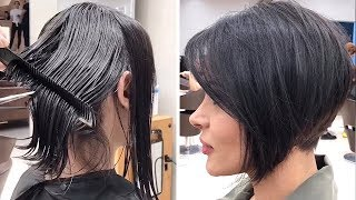 Trendy Hairstyles 2019 | Cool Pixie & Short Haircut Ideas Compilation | Hair Transformation GRWM