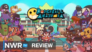 Dodgeball Academia (Switch) Review - Dodgeball Anime RPG?!? (Video Game Video Review)