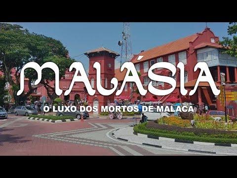 O Luxo dos mortos de Malaca - Malásia l Ep.3