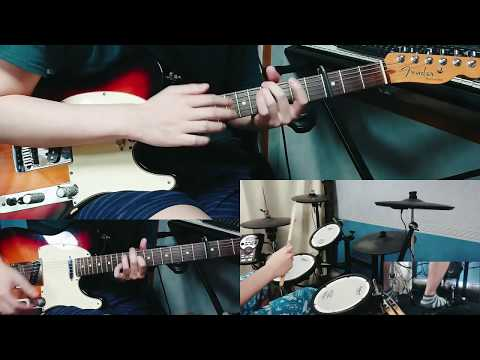 Odd Time Signature Guitar Tapping Song (Emo/Math Rock)