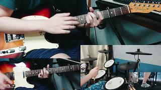Emo/Math Rock Guitar Tapping Song