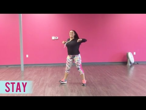 Zedd, Alessia Cara - Stay (Dance Fitness with Jessica)