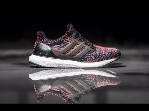 adidas Ultra Boost 4.0 Navy Multi Color BB6165