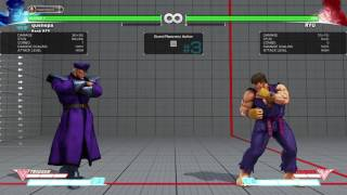 SF5 Beginners guide and tactics for s2 M.Bison