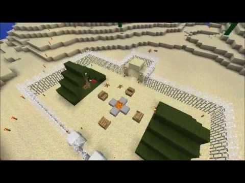 Карта minecraft трейлер