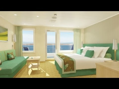Carnival Breeze Spa Suite Room Tour Youtube