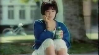 三ツ矢サイダーCM 富田靖子(1985 - 1986年)