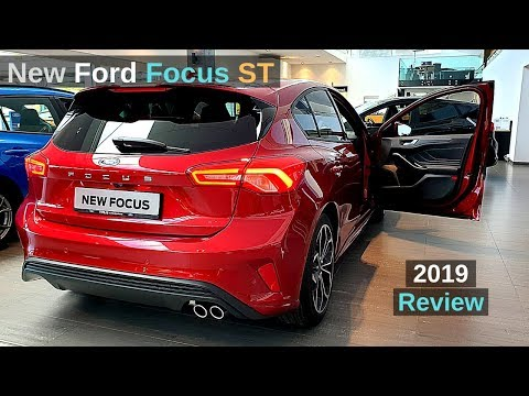 New Ford Focus ST Line 2019 Review Interior Exterior