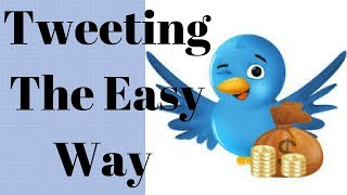 How To Make Money On Twitter 2020. The Lazy Way