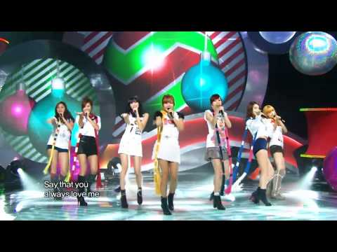 After School - Love Love Love[LIVE 720p]