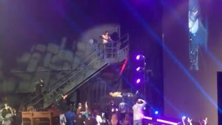 Huge Swanton Bomb from Jeff Hardy on Impact Records