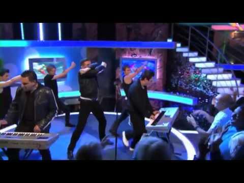 Channel 5 BBBOTS Shelter Feat Alex Reid Stardust Premier 2012