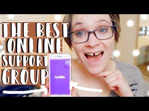 Mental Health App Review: Huddle