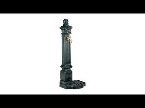 standbrunnen-antik-säule