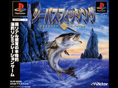 Seabass Fishing Japan Psx All Fmvs By Peter K