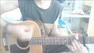 Xin đừng lặng im - guitar cover