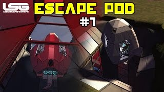 Space Engineers - Escape Pod Silos (PTE)#7