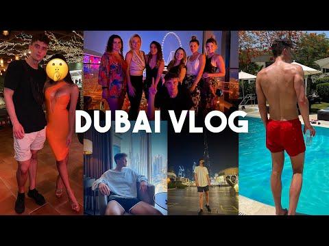 DUBAI VLOG 2021 | Burj Khalifa, Dubai Mall, Luxury Hotels, Night Out & More! – UAE Travel