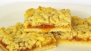 Венское Печенье с Джемом кулинарный видео рецепт