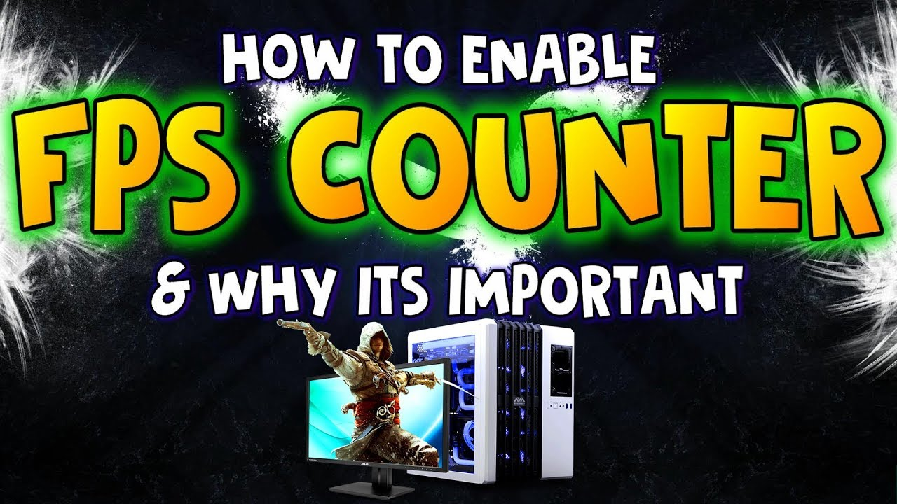 How To ENABLE FPS COUNTER In Steam & WHY Its IMPORTANT To Do For PC Games